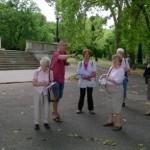 Pillanatkép a történelmi sétáról