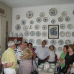 Ambrus Sándor fazekasmester kiállítóterme