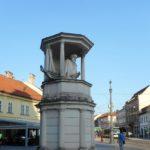 Széchenyi István szobra, Miskolc (Melocco Miklós műve)