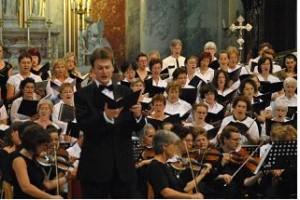 Liszt  XIII. zsoltar az Esztergomi Bazilikaban