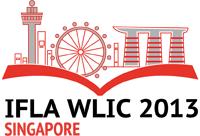 IFLA WLIC 2013 logo