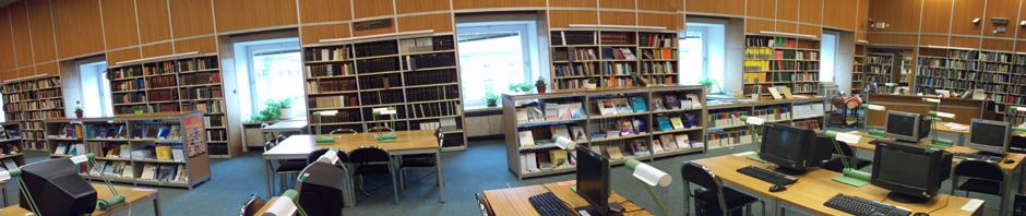 Könyvtártudományi Szakkönyvtár