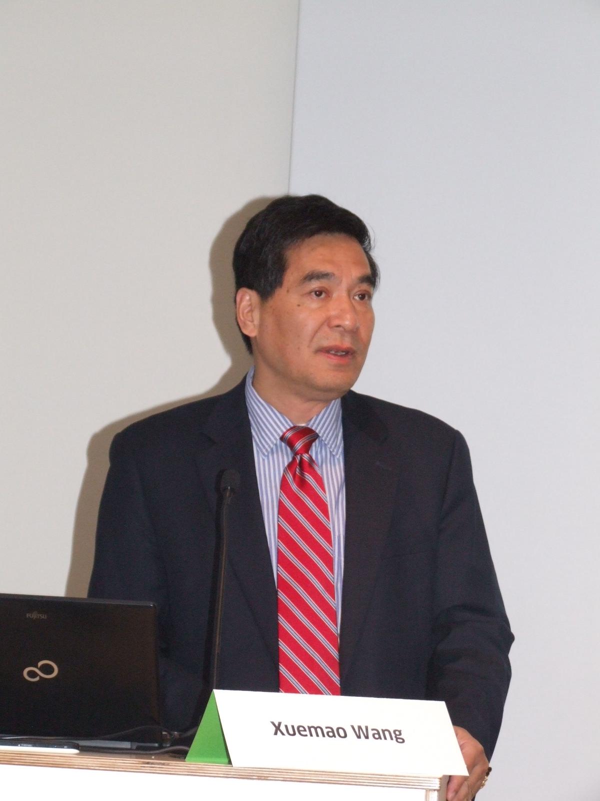 Xuemao Wang