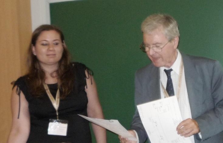 Bolvári-Kiss Annamária MKSZ-titkár által kiértékelt Totó eredményét Nagy Zoltán elnök ismerteti