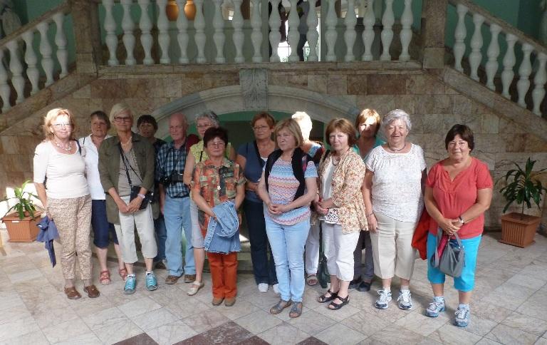 Örmény könyvtár csoportkép