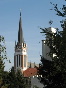 Muraszombati  Katolikus templom