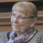 Berke Barnabásné, a TMT olvasószerkesztője