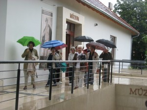 Az új Rippl-Rónay Látogatóközpont