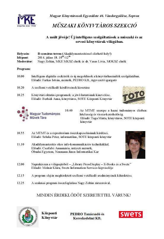 MKSZ_Sopron2014_program