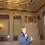 Mária Madarász Kalmár bemutatja a kastélyt