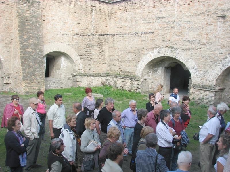 Látogatásunk a révkomáromi várban