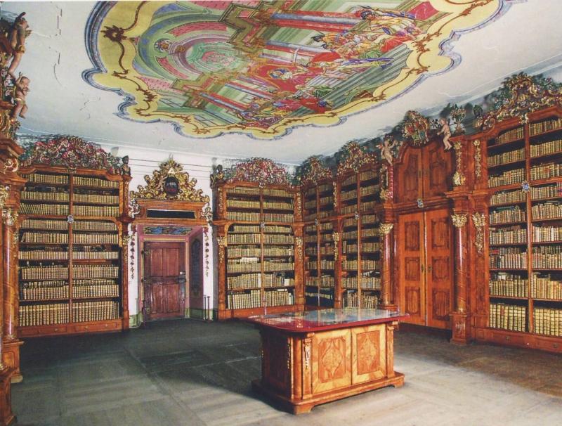 A filozófia könyvtárterme