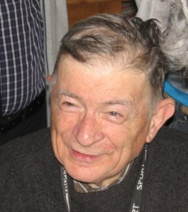Gernot Nussbacher az Evangélikus Egyházi Könyvtár tudós vezetője
