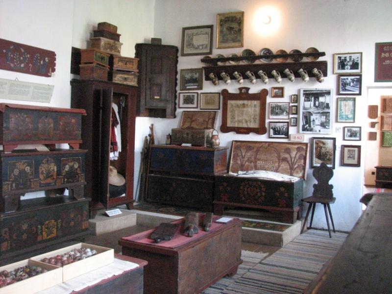 Székely múzeum Csernátonban