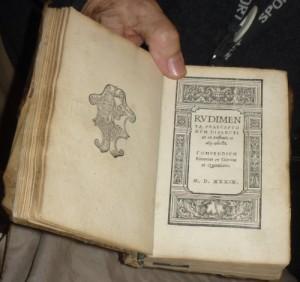Johannes Honterus Rudimenta Cosmographiae