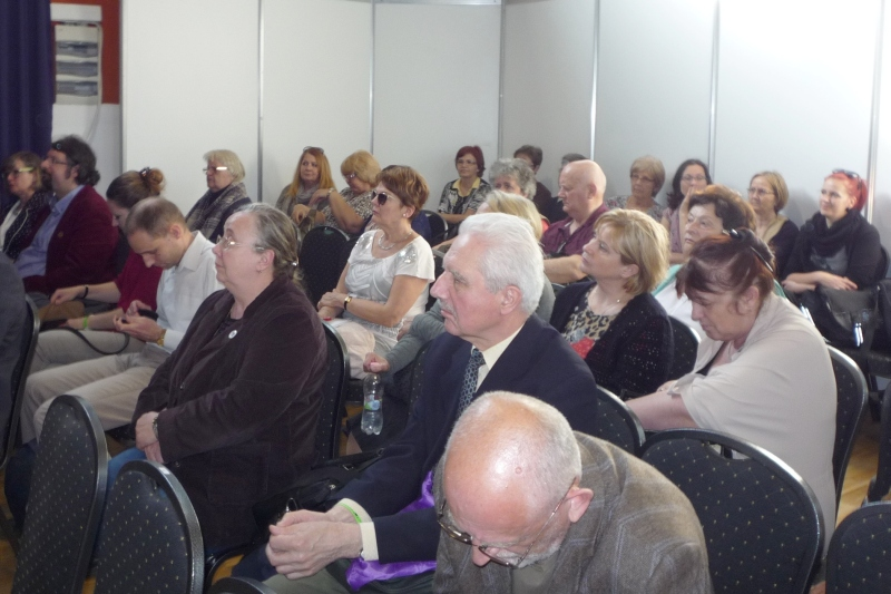 Az MKSZ programjának hallgatói
