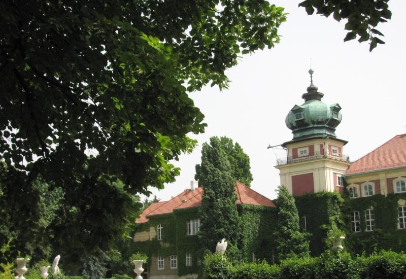 Potoczki kastély Lancut