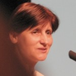 Pálmann Judit a Vándorgyűlésünk egyik fő szervezője