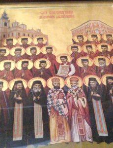 Az Orodox Egyház szentjei