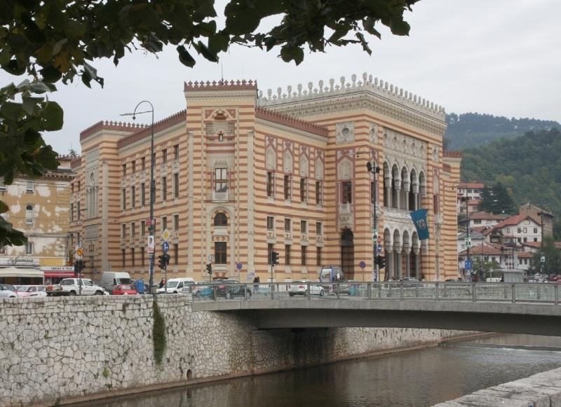 A régi Nemzeti és Egyetemi Könyvtár