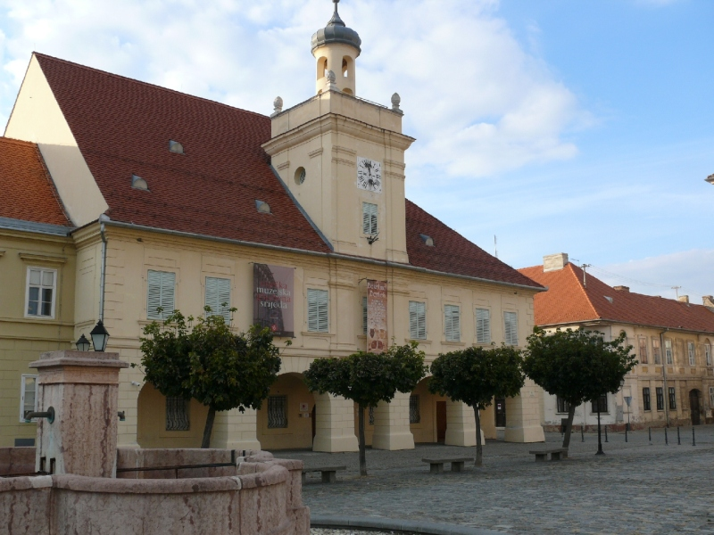Eszék - Városháza