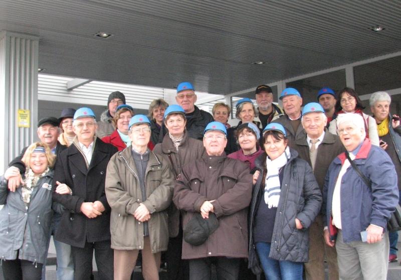 MKSZ csoportunk a Suzuki gyárban