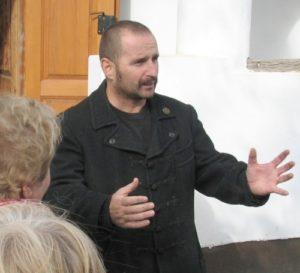Szenn Péter református lelkész