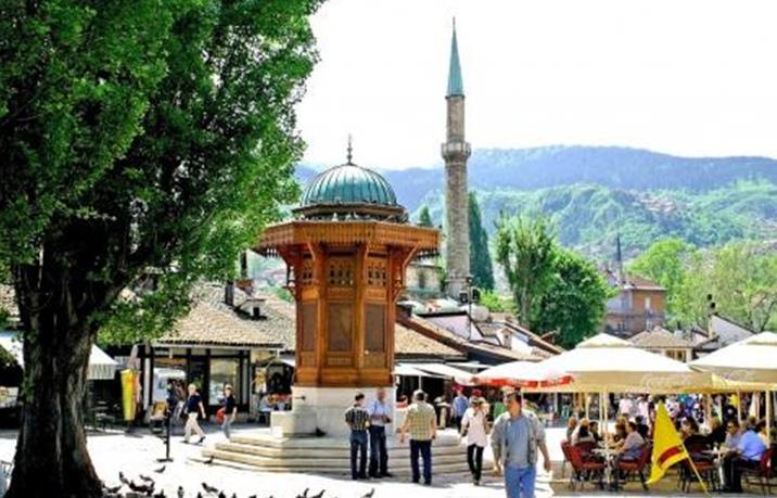 Szarajevo régen