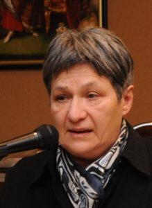 Balogh Margit a 40 éves az MKSZ - konferencián 2012