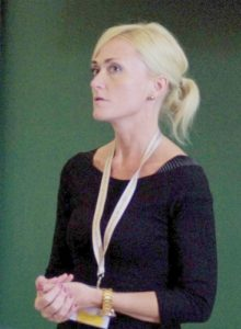 Dr. Somogyi Aliz MEMOOC igazgatója a paradigmaváltásról beszél