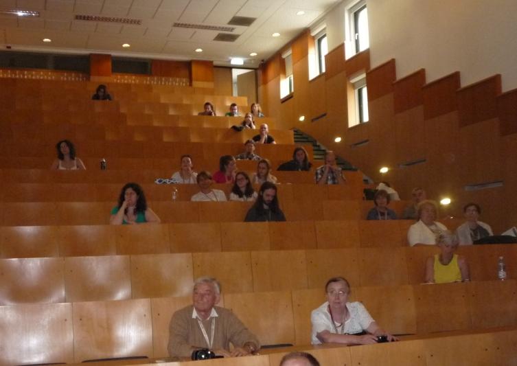 Az MKSZ programjának hallgatósága