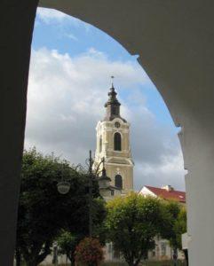 Przemysl 18 templomának egyike
