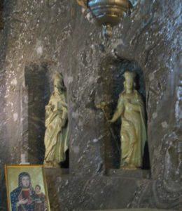 Kinga magyar királylány, a bochinai sóbánya felfedezője