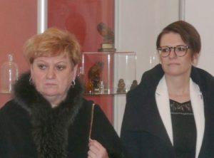 Dr.SZénássy Árpádné, Marika és leánya Timi