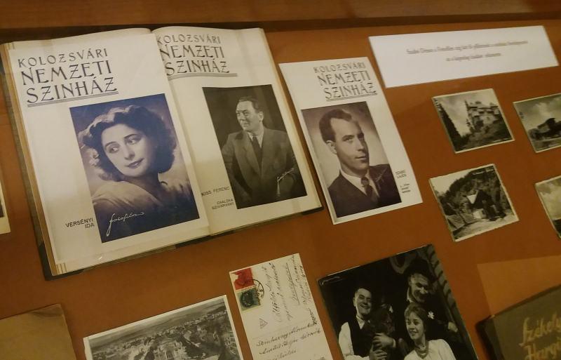 Fotók a Kolozsvári Nemzeti Színház művészeiről