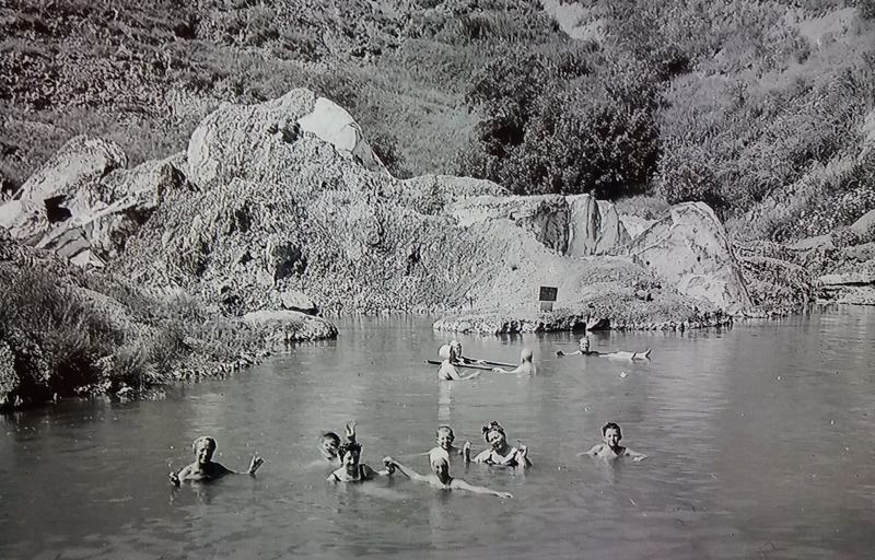 Szabó Dénes felvétele a Medve tónál