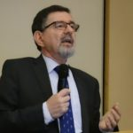 Dr.Szél Ágoston a SOTE rekotora