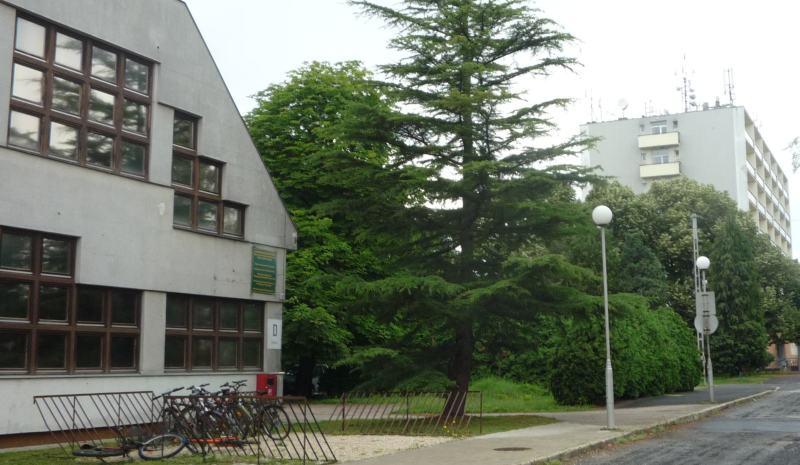Georgikon Egyetem és Kollégiuma Keszthelyen