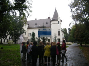 Nagykároly Károlyi kastély