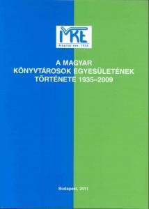 MKE jubileumi kiadvány borítója